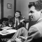 999p. Senator John F. Kennedy (And Bobby Kennedy)