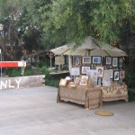 My Stand at the First Friday Art Walk