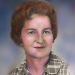 Mary Margaret (Santee) Adams