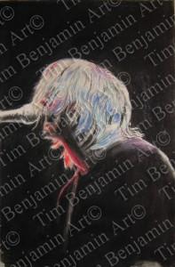 """""""Kurdt Kobain's Primal Scream of Angst"""""""