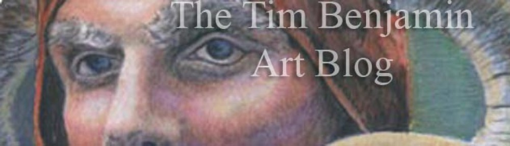 The Tim Benjamin Art Blog